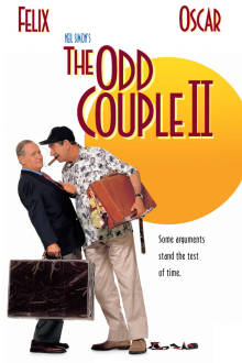 The Odd Couple II The Movie