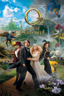 Oz the Great and Powerful The Movie