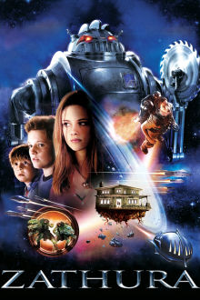 Zathura The Movie