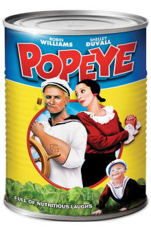 Popeye The Movie