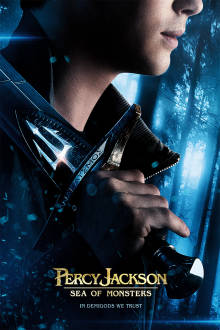 Percy Jackson: Sea of Monsters The Movie