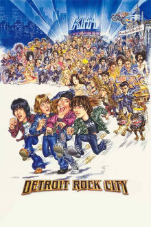 Detroit Rock City The Movie