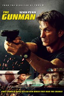 The Gunman The Movie