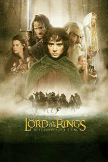 The Lord of the Rings: The Fellowship of the Ring The Movie