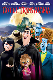 Hotel Transylvania The Movie