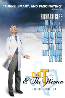 Dr. T And The Women The Movie