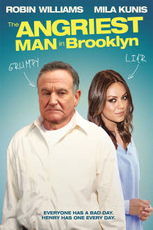The Angriest Man in Brooklyn The Movie