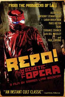 Repo! The Genetic Opera The Movie