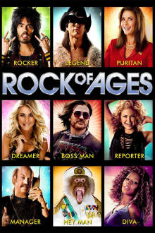 Rock of Ages The Movie
