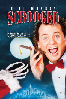 Scrooged The Movie
