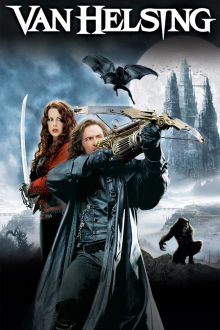 Van Helsing The Movie