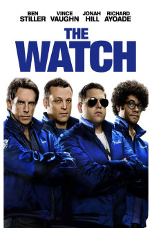 The Watch The Movie