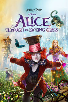 Alice Through the Looking Glass The Movie
