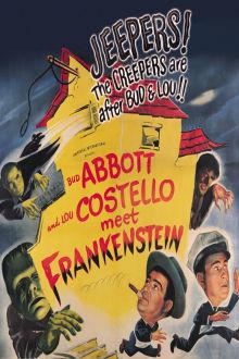 Abbott and Costello Meet Frankenstein The Movie