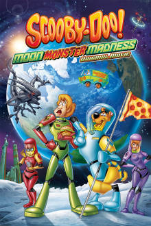 Scooby-Doo! Moon Monster Madness The Movie