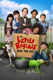 The Little Rascals Save The Day The Movie