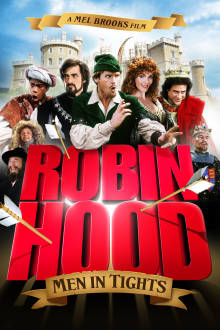 Robin Hood: Men in Tights The Movie