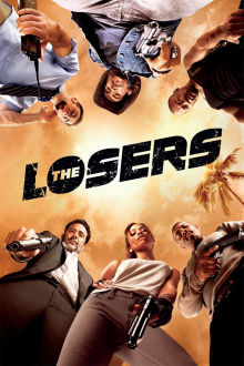 The Losers The Movie