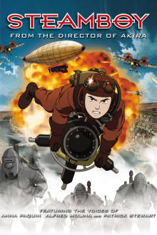 Steamboy The Movie
