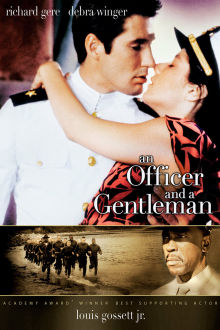 An Officer and A Gentleman The Movie