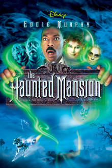 The Haunted Mansion The Movie