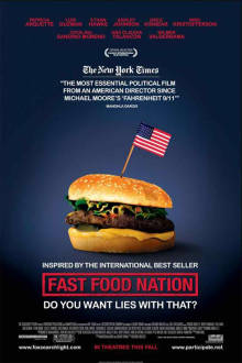 Fast Food Nation The Movie