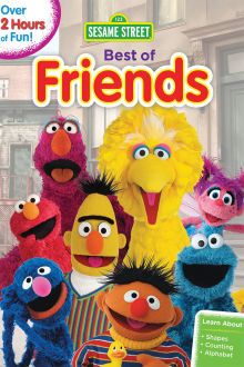 Sesame Street: Best of Friends The Movie
