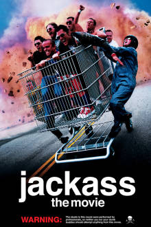 Jackass: Le film The Movie