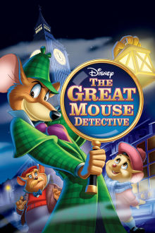 The Great Mouse Detective The Movie