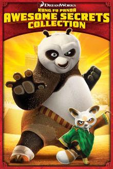 Dreamworks Kung Fu Panda: Awesome Secrets The Movie