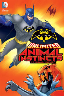 Batman: Instinct animal The Movie