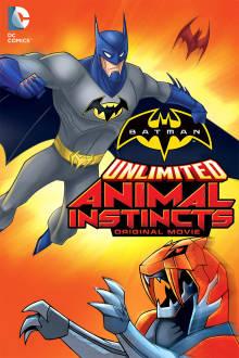 Batman Unlimited: Animal Instincts The Movie