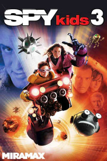 Spy Kids 3-D: Game Over The Movie