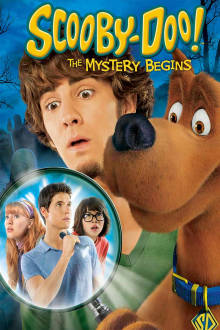 Scooby Doo! The Mystery Begins The Movie