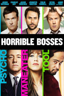 Horrible Bosses The Movie