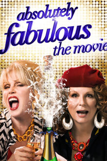 Absolutely Fabulous: The Movie The Movie