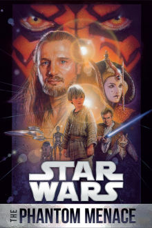 Star Wars: The Phantom Menace The Movie