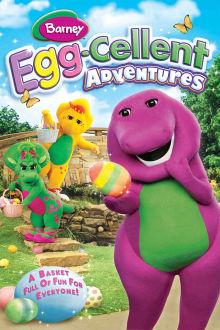 Barney: Egg-cellent Adventures The Movie