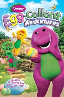 Barney: Egg-cellent Adventures The Movie