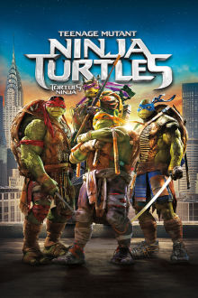 Les Tortues Ninja The Movie