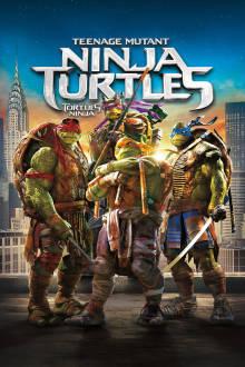 Les Tortues Ninja The Movie
