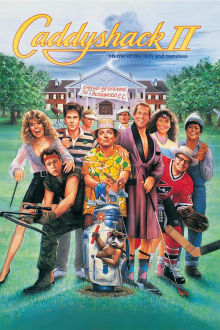 Caddyshack II The Movie