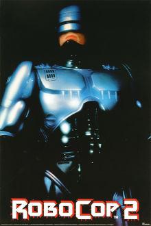 Robocop 2 The Movie