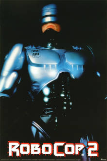 Robocop 2 The Movie