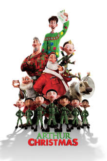 Arthur Christmas The Movie