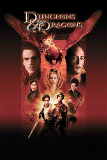 Dungeons and Dragons: the Movie The Movie