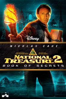 National Treasure: Book of Secrets The Movie