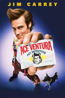 Ace Ventura: Pet Detective The Movie