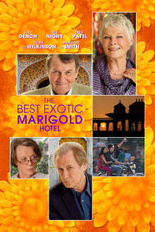 Best Exotic Marigold Hotel The Movie