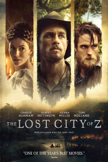 The Lost City of Z The Movie